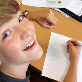 Ferienunterricht bei der Alpha-Lernhilfe