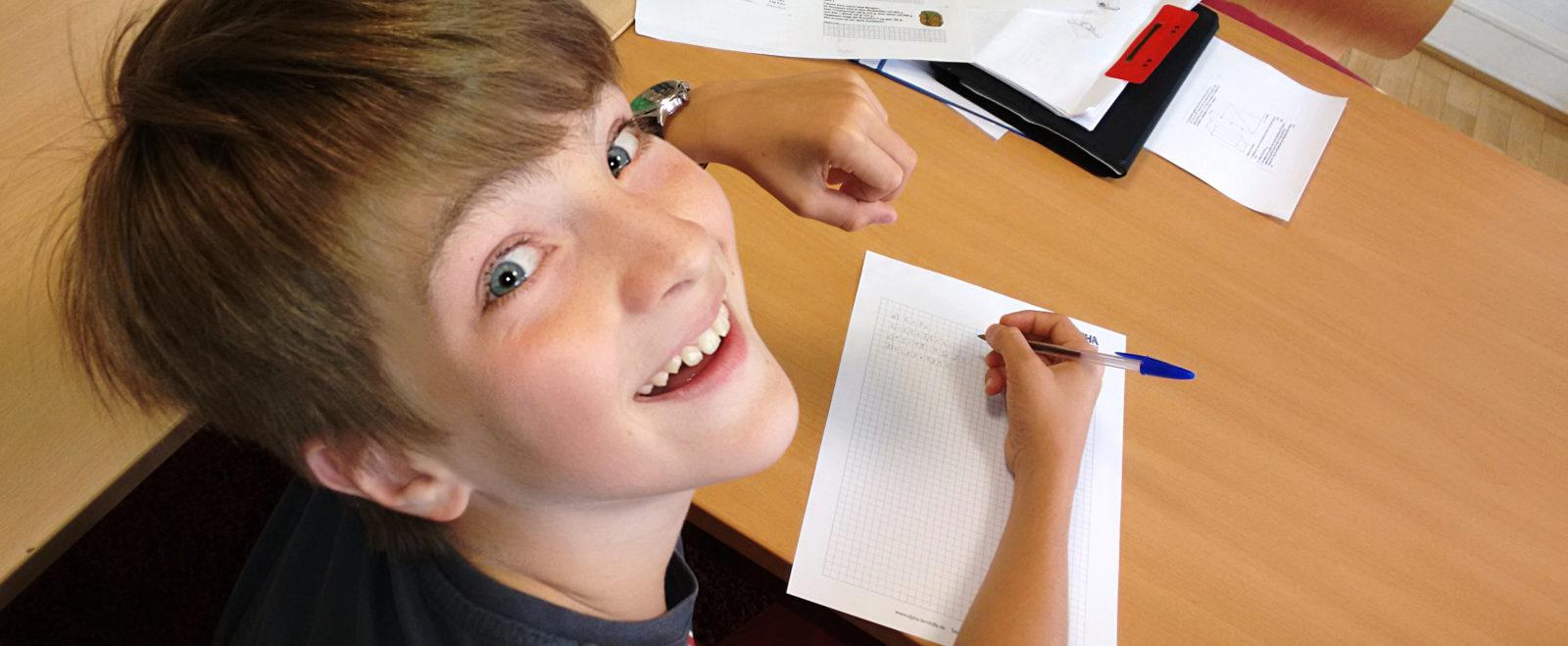 Ferienunterricht - Lernen mit Spaß und ohne Druck