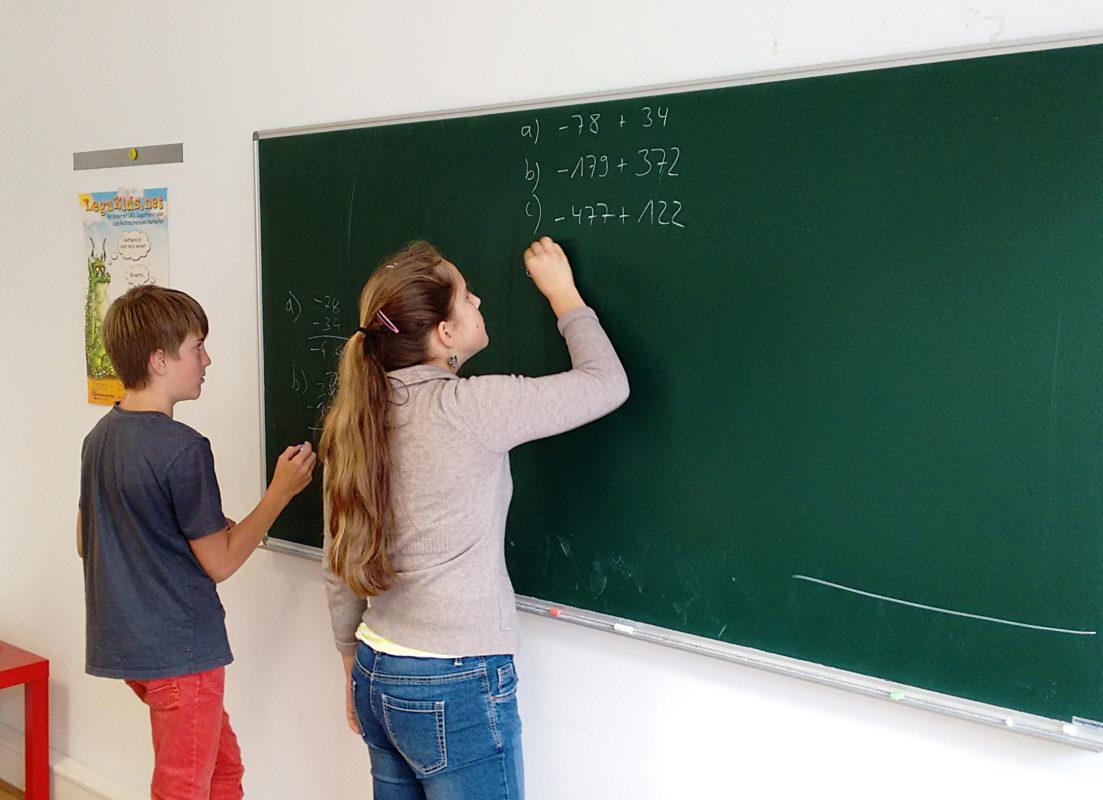 Nachhilfe in Dresden - Mathematik für angehende Siebtklässler