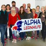 Das Team der Alpha Lernhilfe