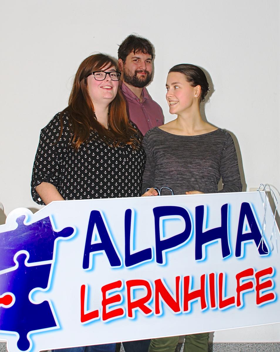 Alpha-Lehrer - Engagiert und mit Freude dabei