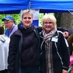 Der Stand der Alpha Lernhilfe auf dem Klotzscher Forstfest