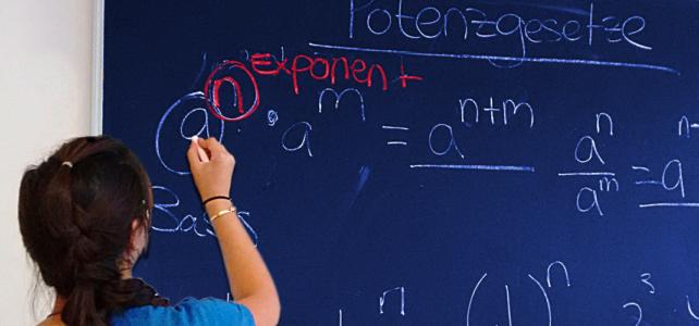 Nachhilfe bei der Alpha Lernhilfe - Spaß am Lernen