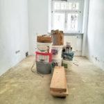 Ein kleiner Raum für Einzelunterricht oder Einzelsettings.