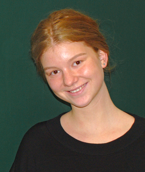 Sarah - Studentin und Fremdsprachen-Lehrerin bei der Alpha Lernhilfe